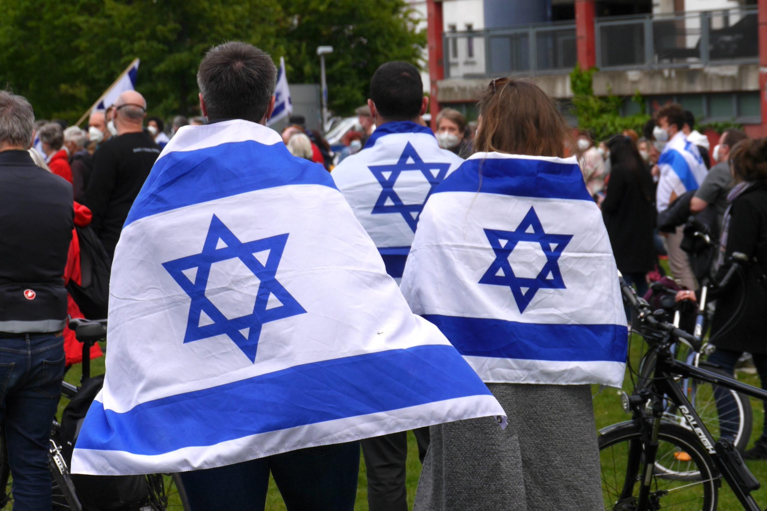 Aufruf zur Solidarität mit Israel und zum Engagement gegen Antisemitismus